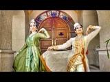 Pakeezah Tarana | Kathak dance | Svetlana Tulasi ft. Antara Asthaayi