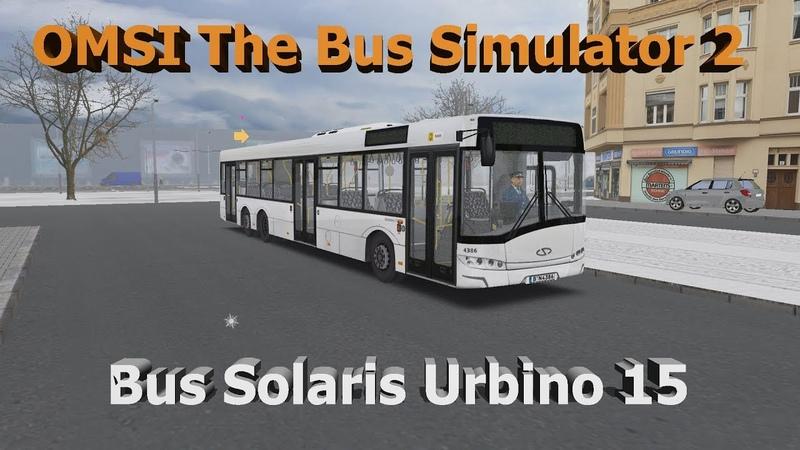 OMSI 2 Mapa Brno Linka číslo 60 Univerzitní Kampus Zvonařka Autobus Solaris Urbino 15