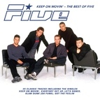 Five альбом Keep on Movin': The Best of Five