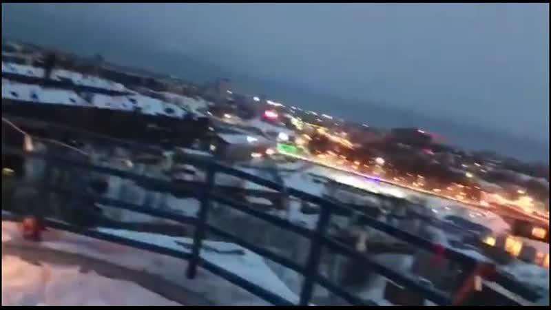 Сюрприз на крыше в Иваново