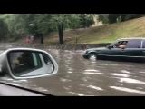 Албишоара после дождя в Кишиневе 28.06.18