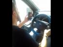 В Рязани засняли водителя маршрутки, разговаривающего по скайпу за рулем. Соответствующее видео размещено в группе «Новости Ряза