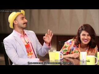 Priyanka chopra cries on bajirao mastani sets _ русс.суб. от fan studio