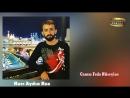 Aydın Rza - Canım fəda Hüseynə... yeni 2018 HD