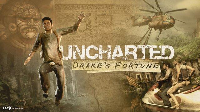 Судьба АнДрейка серия 2 3 по игре Uncharted