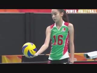 Young Volleyball Talents - Future of Volleyball (HD) #2