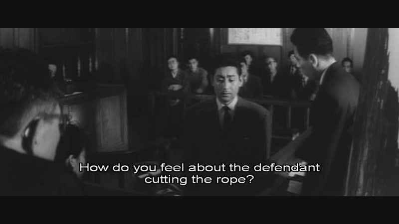 Tsuma wa kokuhaku suru (Yasuzo Masumura, 1961)