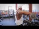 Тренировка плеч от Сергея Карандашова