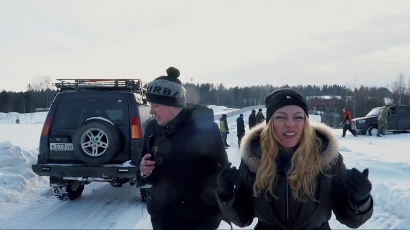 Jeep Wrangler Rubicon, часть 3. офф-роад совместно с OffroadSPB