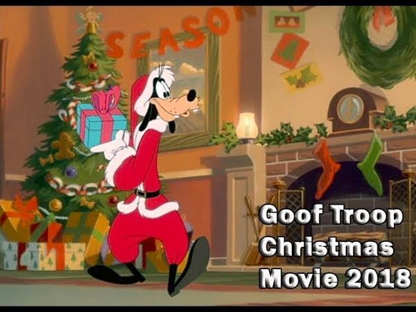 Christmas Cartoon Movie 2018 ❆❆ Goof Troop Christmas Full Movie 2018
