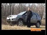 KIA Sportage, V-2.0  КИА Спортидж (съёмка 2009 г )