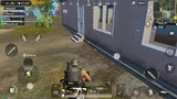Pubg Mobile Game Scanning The Area For Enemies with Best Weapons and Scope