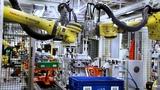 FANUC Collaborative robot assists Opel Szentgotthards production