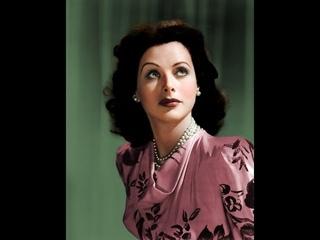 Хеди Ламарр - Легенда кино начала ХХ века,женщина изобретатель .