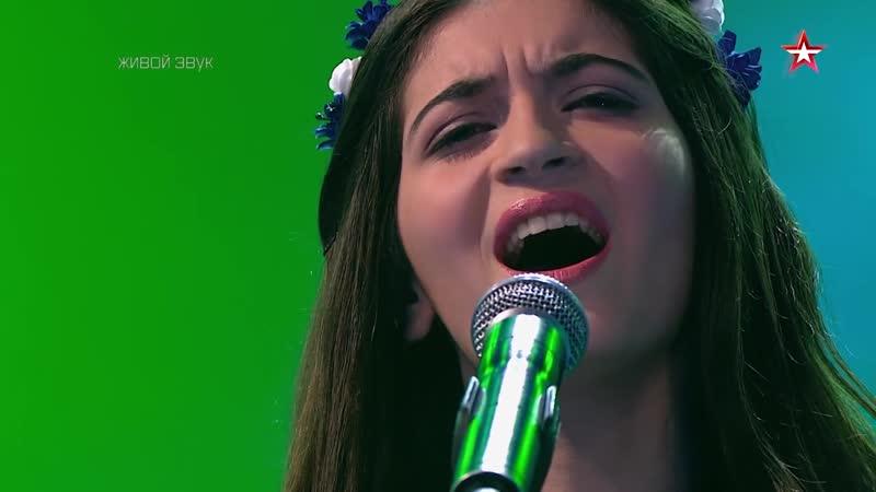 Эллина Айларова - Ой ты,степь широкая (Новая звезда 4. Республика Северная Осетия - Алания)