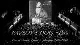 PAVLOV'S DOG Paris Vooruit, Ghent November 14th 2018