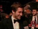 Jake Gyllenhaal - BAFTA red carpet interview