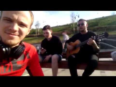 Кусочек теплоты музыки и солнца на набережной Alexander San Blog
