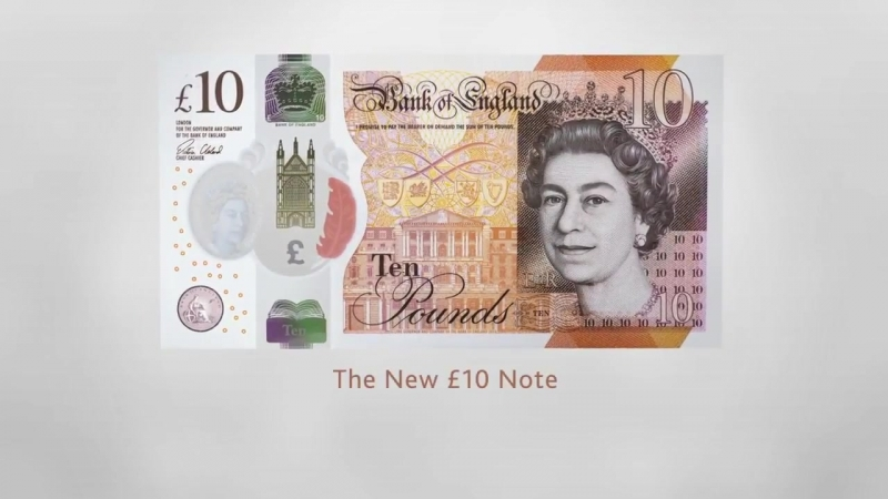On the 200th anniversary of her death - the new, plastic, Jane Austen £10 note has been formally unveiled