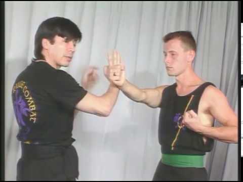 Wing Chun CRCA centerline concepts and principles