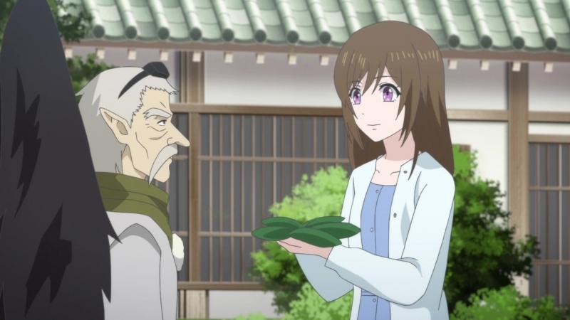 Чем кормят в ином мире Kakuriyo no Yadomeshi 2 серия Jade Bars MacAdams Ket AniDUB