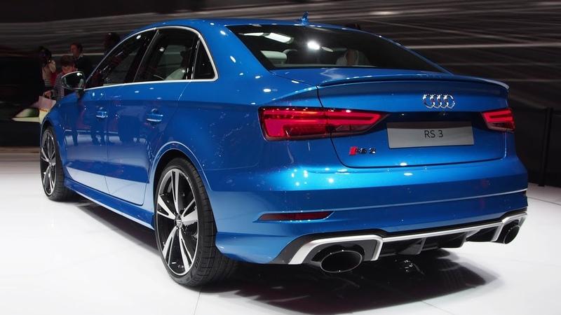 Audi RS3 - Exterior and Interior Lookaround