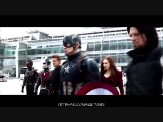 Первый мститель: Противостояние Captain America: Civil War