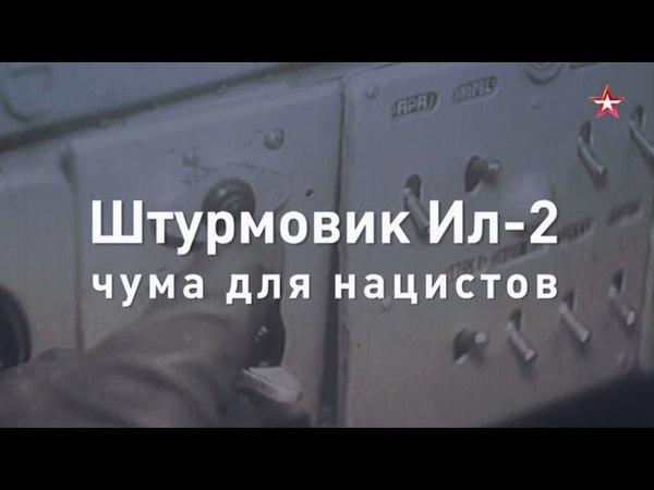 Чума для нацистов: легендарный штурмовик Ил 2 за 60 секунд