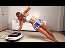 Girls Sexy Toned Body Workout on Casada PowerBoard