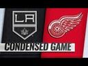 Los Angeles Kings vs Detroit Red Wings Dec 10 2018
