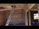 Утеплили крышу мансардного типа 3