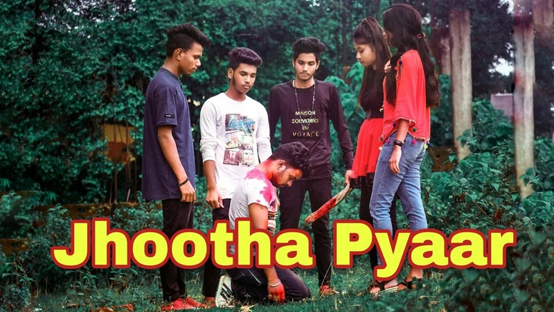 Jhootha Pyaar tera | Kyon Ki Itna Pyaar | heart touching love story | Silchar Youth