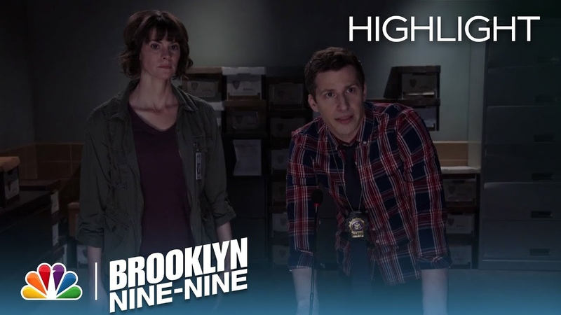 Brooklyn Nine-Nine - Jake Makes the Criminals Sing (Episode Highlight)