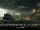 JURASSIC WORLD: FALLEN KINGDOM | VFX Breakdown by ScanlineVFX