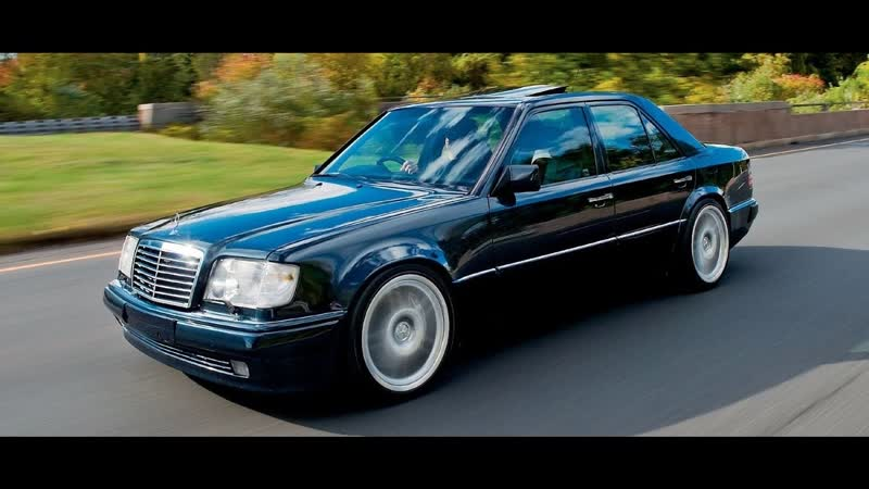 [ILYA STREKAL] Mercedes-Benz W124 E420 1993 г / Восстановить легенду. Часть 1