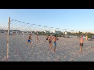 Волейбол 2018 (Отрывок, Любимовка), 1920x1080, 30 p