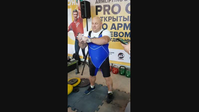 Александр Фаустов - Сильвер Буллет 59,3 секунды