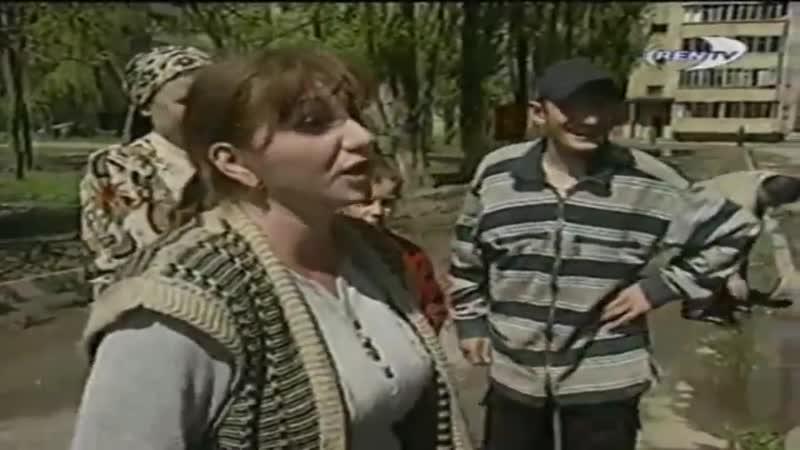 Боевиков здесь нет,ну нет,а кто же тогда убивает - ну вы. Чечня 2001 год