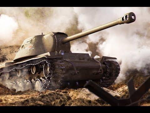 Советский тяжелый танк КВ-3: КЛИМ ВОРОШИЛОВ АТАКУЕТ.