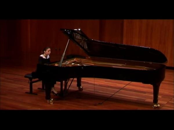 Anastasia Vorotnaya, S. Prokofiev - Piano Sonata №2 in D minor, op.14