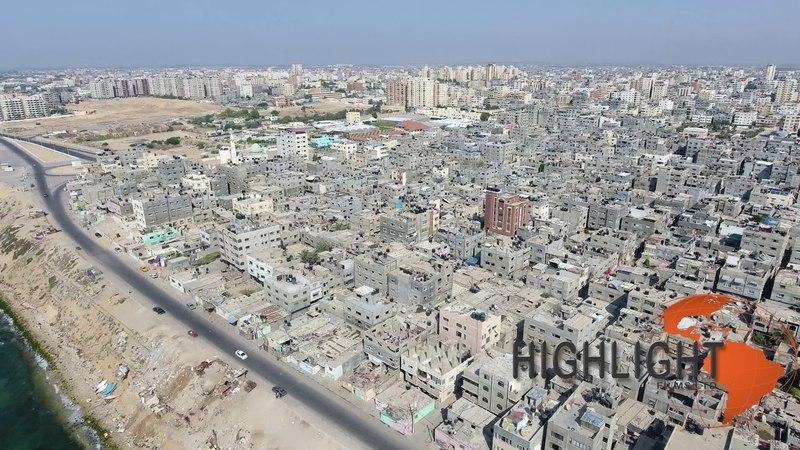 Концентрационный лагерь Сектор Газа.