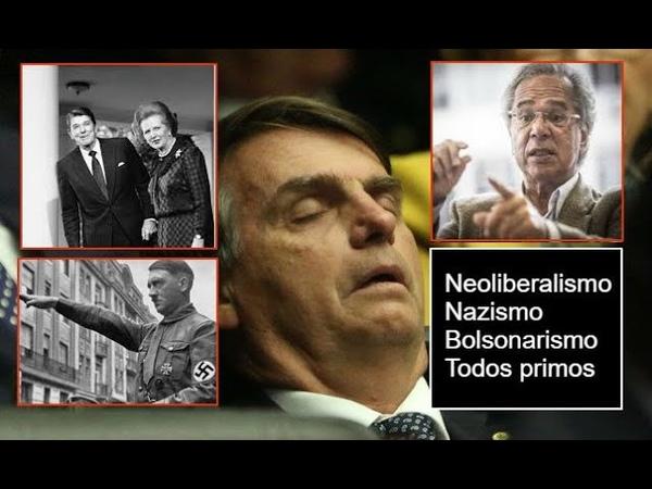 Neoliberalismo e fascismo são de direita - até Bolsonaro poderia entender isso