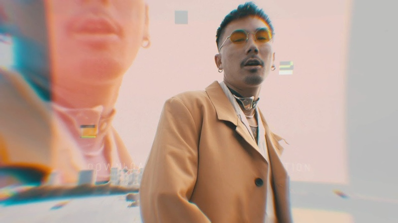 "JAZEE MINOR ""New Basic"" feat. SALU (Official Video)"