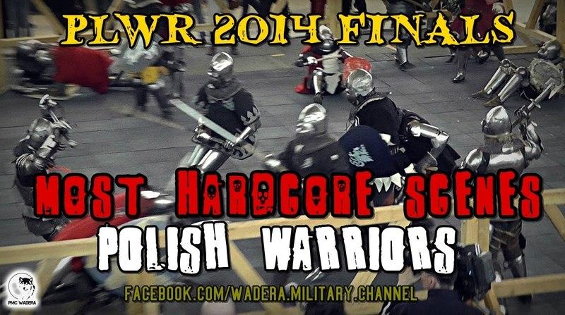 PLWR 2014 - Best Hardcore Scenes of Polish Warriors (Polish League)
