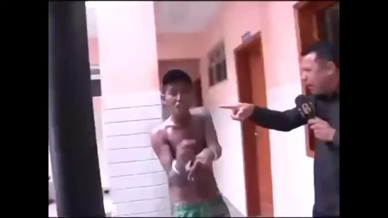 Уличные драки Нокауты с одного удара 15
