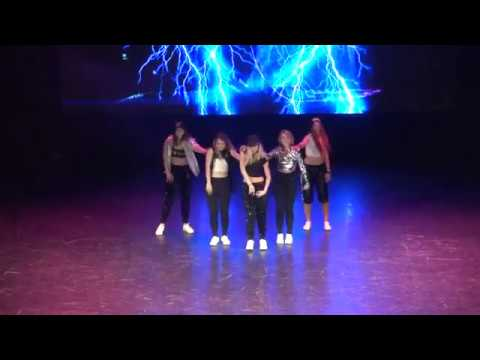 EXO - Electric Kiss dance cover by cdt ROAR