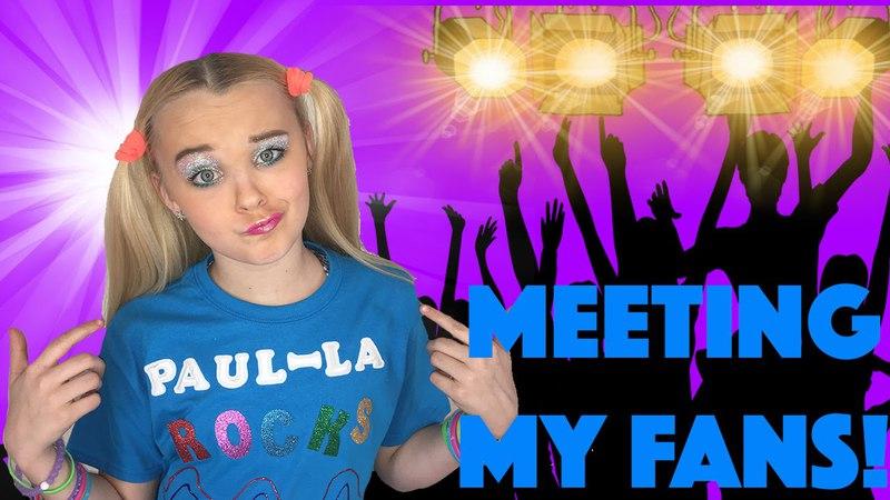 MEETING ME FANS:) KNOW IT ALL PAUL-LA