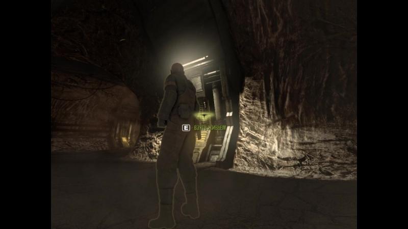 Aliens vs Predator 3...Грёбаны урановы рудники ч.4...