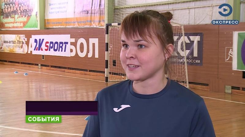 Пензенские футболистки вошли в состав сборной России