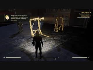 Как попасть в комнату разработчиков в Fallout 76.